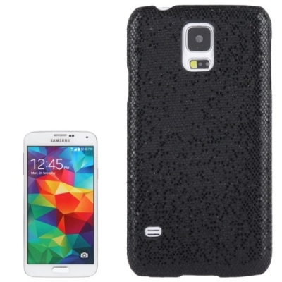 Trblietavý ochranný kryt pre Samsung Galaxy S5- black
