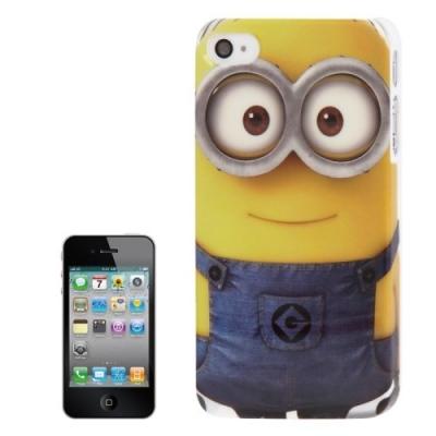 Ochranný kryt pre iPhone 4 / 4S-Nice Mimon