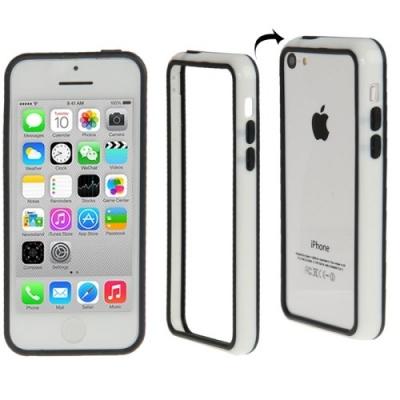 Ochranný rám preiPhone 5C- white