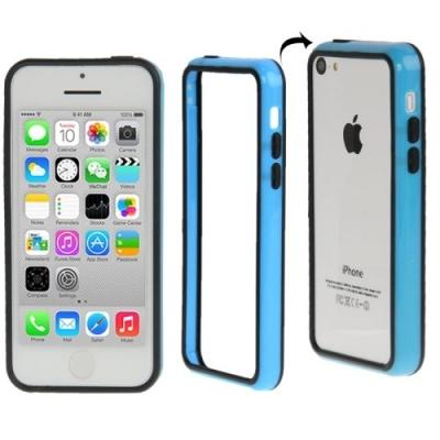 Ochranný rám preiPhone 5C- blue