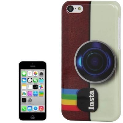 Ochranný kryt pre iPhone 5C- Camera