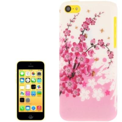 Ochranný kryt pre iPhone 5C- Cherry Flowers