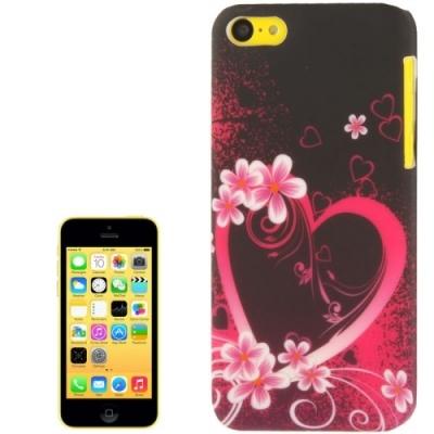 Ochranný kryt pre iPhone 5C- Heart