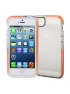 Ochranný Flexi kryt pre iPhone 5/5S  - orange
