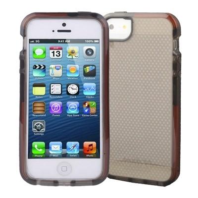 Ochranný Flexi kryt pre iPhone 5/5S  - black