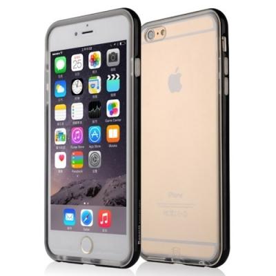Baseus Case iPhone 6 Plus - Ochranný rám s krytom pre iPhone 6 Plus- black