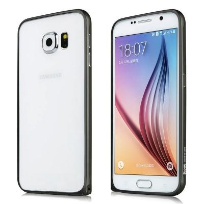 Ochranný rám Baseus Arc Series na Samsung Galaxy S6/G920  - Čierny