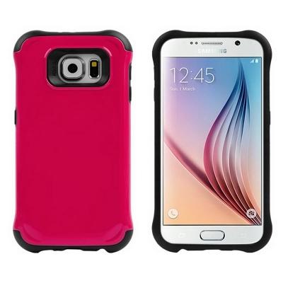 Odolný ochranný kryt na Samsung Galaxy S6/G920 - Magenta