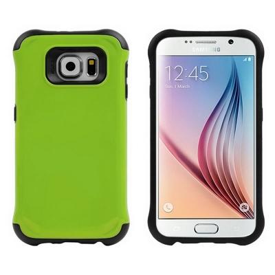 Odolný ochranný kryt na Samsung Galaxy S6/G920 - Zelený