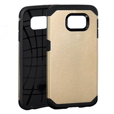 Ochranný kryt Hybrid Slim Armor na Samsung Galaxy S6/G920 - Zlatý