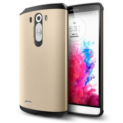 Odolný kryt pre LG G3 - Armor Gold