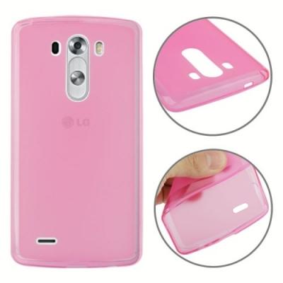 Protišmykový ochranný kryt pre LG G3 - Pink