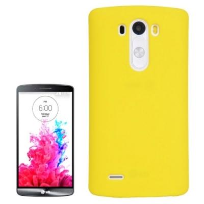 Ochranný kryt pre LG G3 - Yellow