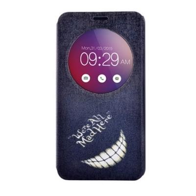Kožené púzdro pre LG G4 mini - Madness