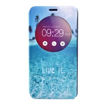 Kožené púzdro pre LG G4 mini - Sea
