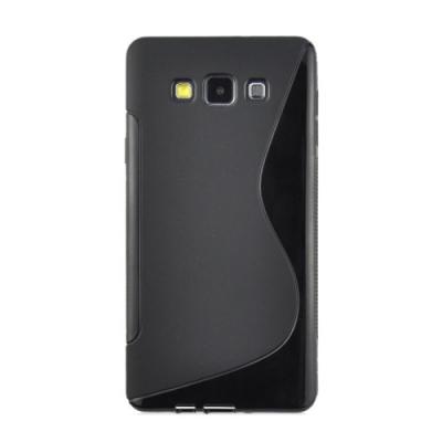 Ochranný kryt pre Samsung Galaxy A3 - S-Line- Black