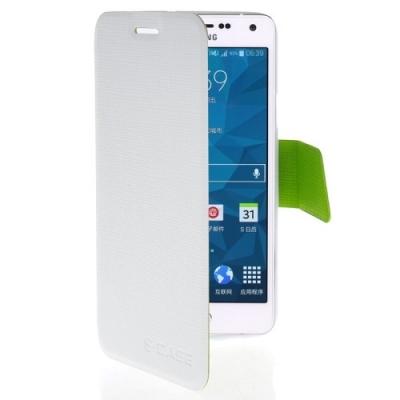 Diarové púzdro pre Samsung Galaxy A3 - White