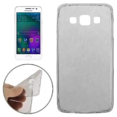 Extra tenký ochranný kryt pre Samsung Galaxy A3 - Grey