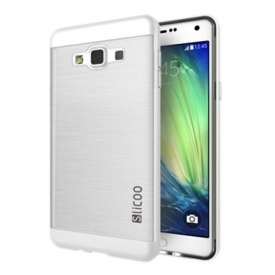 Slicoo ochranný kryt s rámom pre Samsung Galaxy A5 - White
