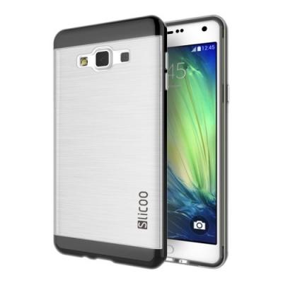 Slicoo ochranný kryt s rámom pre Samsung Galaxy A5 - Black