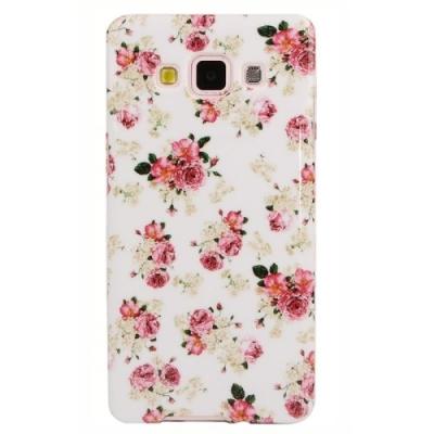 Ochranný kryt pre Samsung Galaxy A5 - Roses