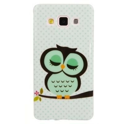 Ochranný kryt pre Samsung Galaxy A5 - Owl