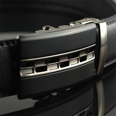 Automatický opasok Hunter Black AC25 s kvalitnou kovovou sponou