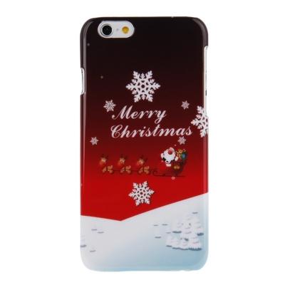 Štýlový ochranný kryt pre iPhone 6 & 6S - Snowflakes