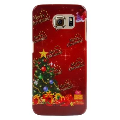 Štýlový ochranný kryt pre Samsung Galaxy S6/G920 - Merry Christmas