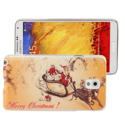 Štýlový ochranný kryt pre Samsung Galaxy Note III / N9000 - Merry Christmas
