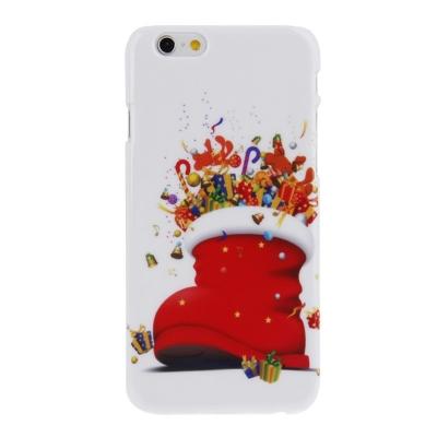 Štýlový ochranný kryt pre iPhone 6 & 6S - Santa Boot