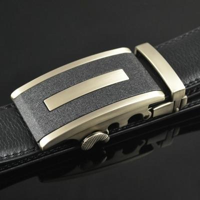 Elegantný pánsky opasok s automatickou prackou AC46