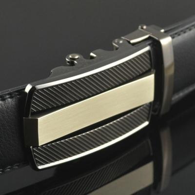 Elegantný pánsky opasok s automatickou prackou AC31