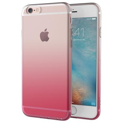ROCK Štýlový ochranný kryt pre iPhone 6 Plus & 6S Plus -Pink