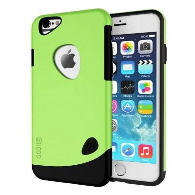 Ochranný TPU kryt Slicoo pre Iphone5/5S - Zelený