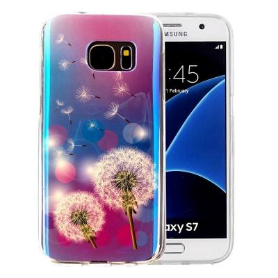 Štýlový ochranný kryt pre Samsung Galaxy S7 Dandelions