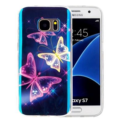 Štýlový ochranný kryt pre Samsung Galaxy S7 Crystal