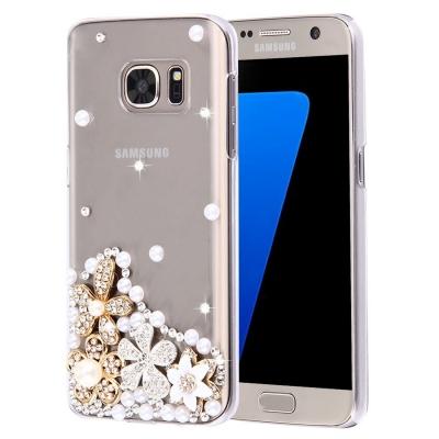 Ochranný kryt s ozdobným motívom pre Samsung Galaxy S7