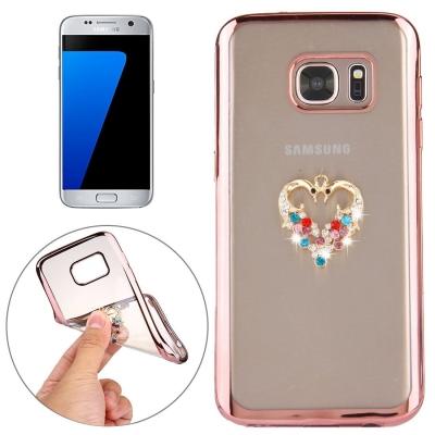 Ochranný obal s ozdobným motívom pre Samsung Galaxy S7