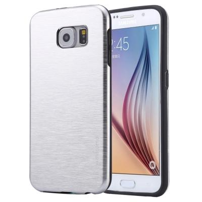 Motomo ochranný kryt pre Samsung Galaxy S7 - silver
