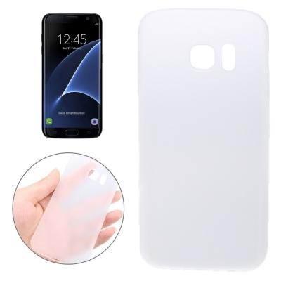 Ultratenké ochranné púzdro pre Samsung Galaxy S7 edge - biele