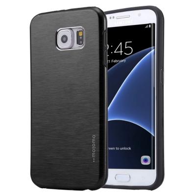 Motomo ochranný kryt pre Samsung Galaxy S7 edge - black