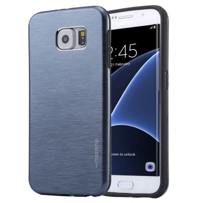Motomo ochranný kryt pre Samsung Galaxy S7 edge - dark blue