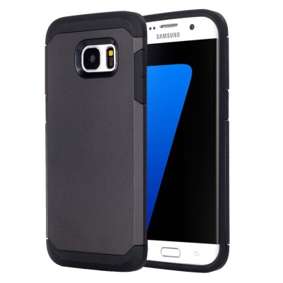 Armor Case pre Samsung Galaxy S7 edge - black