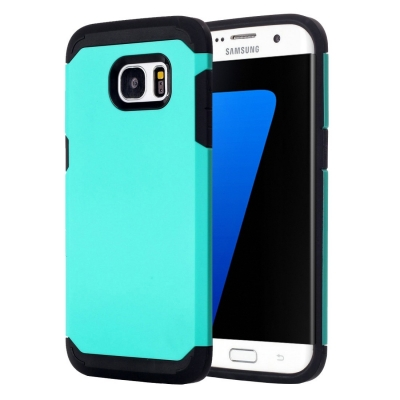 Armor Case pre Samsung Galaxy S7 edge - green