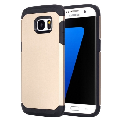 Armor Case pre Samsung Galaxy S7 edge - gold