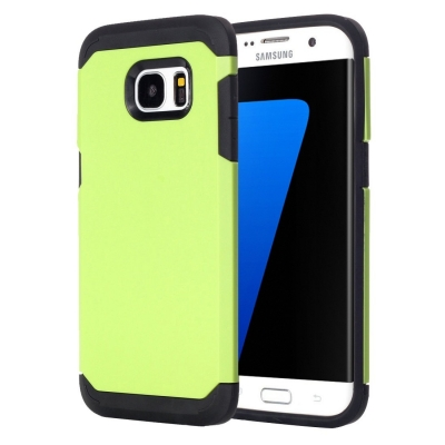 Armor Case pre Samsung Galaxy S7 edge - light green