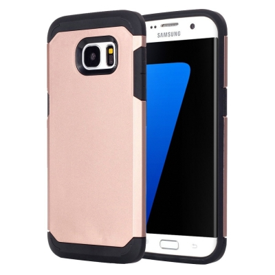 Armor Case pre Samsung Galaxy S7 edge - rose gold