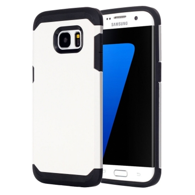 Armor Case pre Samsung Galaxy S7 edge - white