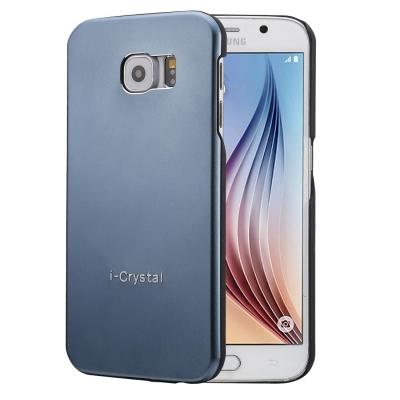 Ochranný kryt pre Samsung Galaxy S6 - tmavo modrý